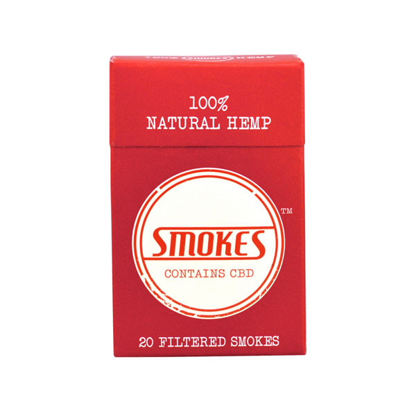 Smokes Hemp Cigarettes - Original Pack